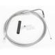 Alternative Length Stainless Steel Throttle Cable for Custom Height/Width Handlebars - 0651-0699