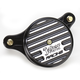 Black Anodized Joker Racing High Performance Air Cleaner Assembly - 02-139B