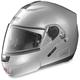 Platinum Silver N91 N-Com® Modular Helmet