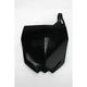 Black Front Number Plate - 2171750001