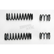 Black Springs for 13 Series Dual Shocks - 85/170 Spring Rate (lbs/in) - 03-1333B