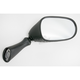 Black OEM-Style Replacement Oval Mirror - 20-78231
