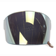 Iridium Gold Flat Shield with Brown Tab for Bullitt Helmets - 8013385