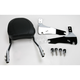 Complete Backrest/Mount Kit with Touring Backrest - 34-1209-01