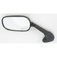 Black OEM-Style Replacement Rectangular Mirror - 20-80532