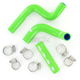 Green Radiator Hose Kit - 1902-0475