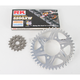 525GXW Chain and Aluminum Sprocket Kit - 2108-084A