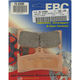 Double-H Sintered Metal Brake Pads - FA424HH