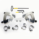 Polished No-Tool Trigger-Lock Hardware Kits for Gauntlet Fairing - MEK2006