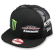 Black Team Snapback Hat - 6711167123