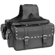 Studded Medium Quantum Saddlebags - 10-8987