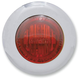 Mini Red LED Marker Lights with Red Lens - 402150