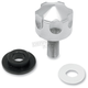 Six-Shooter Seat Mount Knob - 1/4 in.-28 - 0820-0036