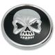 Vented Skull Gas Cap - 0703-0525