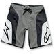 Charcoal Rival 2 Boardshorts