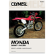 Honda XR400R Repair Manual - M320-2