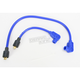 Blue 8mm Pro Spark Plug Wires w/90 Degree Boot - 77631