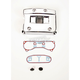 Chrome Rocker Box Cover Kit - DS-376513