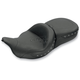 Black Studded Super Touring Seat - 79547