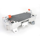Left X-Braced Aluminum Radiator - MMDBYZ250F07LX