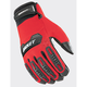 Red/Black Velocity 2.0 Gloves