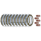 High-Performance Clutch Plate Kit with Extra Plate - VRXP-7