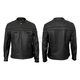 Black Rebel Leather Jacket