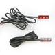 3 LED Stingerz® LED Red Accent Lights - STZ3RED
