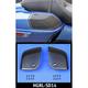 Saddlebag Lid Speaker Grill Set - HGRL-SD14