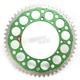 Green TwinRing Rear Sprocket - 112052051GPG