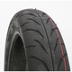 Front HF918 100/90H-16 Blackwall Tire - 25-91816-100