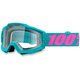 Passion Torquoise Accuri Goggle w/Clear Lens - 50200-165-02