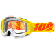 Zest Yellow Accuri Goggle w/Clear Lens - 50200-160-02