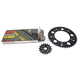 Natural Suzuki 525XSO Chain and Sprocket Kit  - 3066-060E