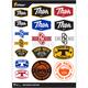 Heritage Sticker Sheet - 4320-1572