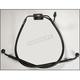 Black Pearl Designer Series ABS Dual Disc Lower Brake Line - AS47006