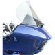 Clear 15 in. Pro-Touring Flare Windshield - 2310-0568