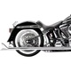 33 in. Mufflers w/Removable Longtail Tip - S-295