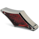 Chrome Diamond LED Taillight - 400440