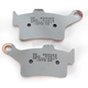 Standard Sintered Metal Brake Pads - DP533