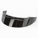 Black Visor for HJC CS-5N Helmet - 60-9230