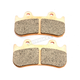 Double-H Sintered Metal Brake Pads - FA455HH