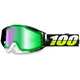 Racecraft Simbad Goggle w/Mirror Green Lens - 50110-132-02