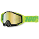 Yellow/Green Racecraft Sour Patch Goggle w/Mirror Gold Lens - 50110-112-02