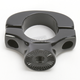 Black Side Mount License Plate Clamp - 3122