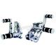Chrome Forward Control Kit - 45812