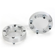 1.5 in. Aluminum Wheel Spacers with 12mm Studs - 0222-0433