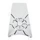 Artistic Chrome Fusion Dash Insert - LA-F300-00