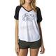 Women's Black/White Transitory Raglan T-Shirt
