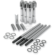 Standard Adjustable Pushrod Kit with Covers - 930-0024